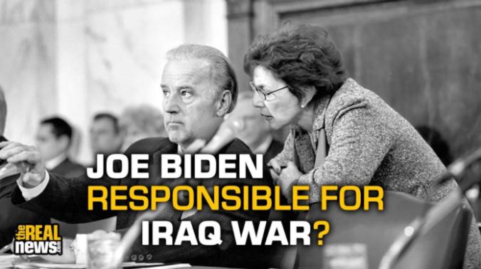 Joe Bidden - Iraq war