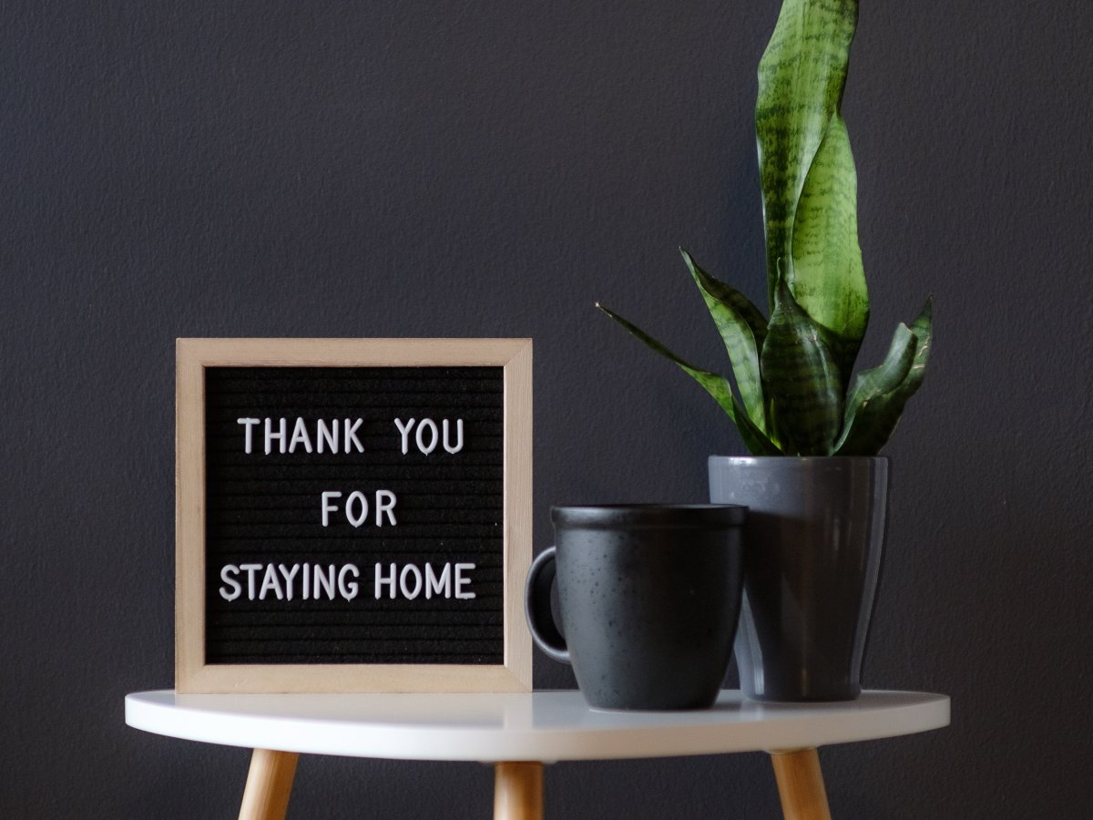 Covid-19 - thank-you-for-staying-home